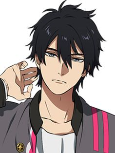 Anime Guys Shirtless, Handsome Anime Guys, Hot Anime Boy, Cute Anime Guys, Character Design Animation, Character Art, Anime Fnaf, Anime Art, Boy Hair Drawing