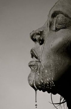 Realistic Drawing admired by Secret Art Collector