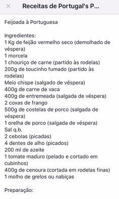 Feijoada à portuguesa parte 2