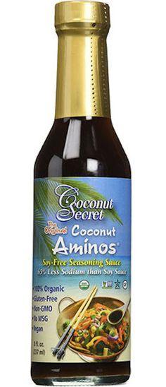 Detox Pantry Essentials | Coconut Aminos