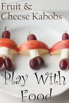 Fruit & Cheese Kabob