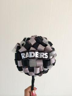 Oakland Raiders center piece