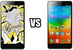 Lenovo Note vs Lenovo Read more about the ultimate battle between these two Lenovo phones, Lenovo Note vs Lenovo We compared everything!