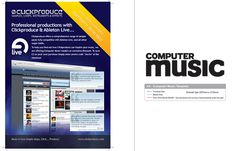 Computer Music Full-Page Spread