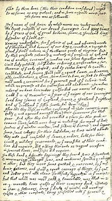 The Mayflower Compact: was the first governing document of Plymouth Colony. It was written by the Separatists, fleeing religious persecution from James VI and I. They traveled aboard the Mayflower in John Howland and Elizabeth Tilley History Facts, World History, Family History, Teaching Social Studies, Teaching History, History Education, Mayflower Compact, Plymouth Colony, Plymouth Rock