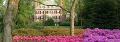 Sherwood Gardens has no gates, fences or other barriers. The public may stroll at leisure through the grounds. There is no admission charge ...