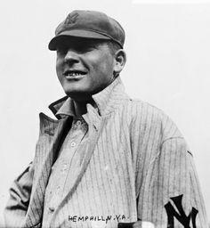 Charlie Hemphill, Outfield