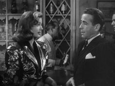 Hawks made The Big Sleep as a follow-up to his and Bogart's first collaboration, To Have and Have Not (1944), which had made a star out of model Lauren ...