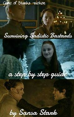 I love how this can also mean bastards in the GOT sense. (*whisper yells* cuz you know robin is totally little finger's bastard son with crazy murdery lysa).