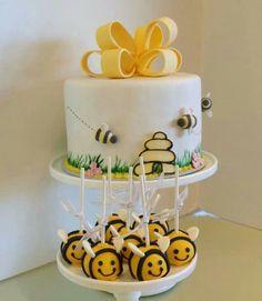 Cake Pops for Baby Shower | Cake/cake pops | Baby Shower Ideas