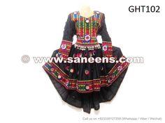 Afghan Fashion Bridal Dress Kuchi Wedding Event Handmade Costume Apparel - Saneens Online Store