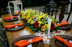 O casamento DIY de Karla e Guglielmo | http://www.blogdocasamento.com.br/casamento-diy-karla-e-guglielmo/