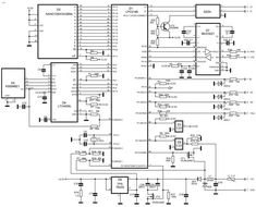 Digital Thermometer circuit diagram using LM35 and 8051