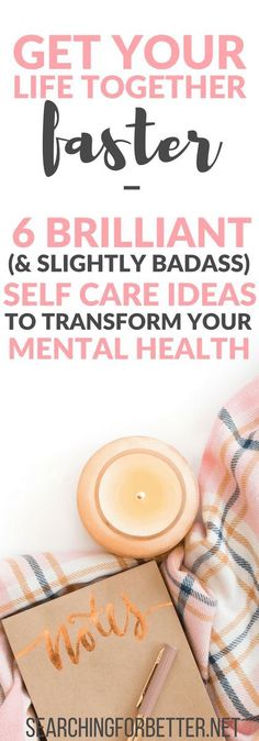 Great read on self care. It has some really empowering #ideas for women on how to show themselves more #love and change their mental health! #selfcare #selflove