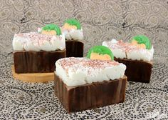 The first signs of fall have begun. The morning air is crisper, the sun is setting earlier and leaves are changing color. This Pumpkin Spice Latte Soap celebrates the arrival …