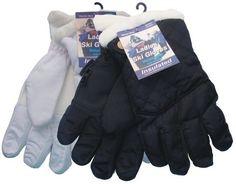 Women Ski Gloves Case Pack 72