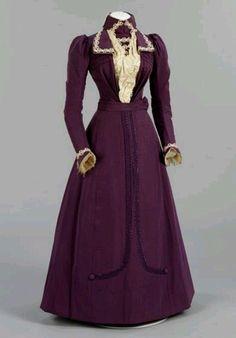 19th Century Wedding Dress