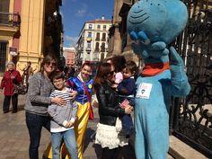 Semana dedicada a los niños en Vive el Centro_ Málaga