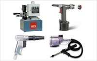 Bay Fastening Systems carries a wide line of installation tools and tool parts for all rivets.