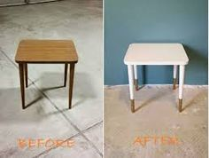 Bilderesultat for table before and after
