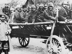 Russian Prisoners 1915