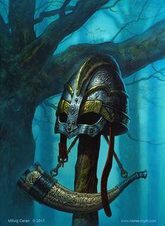 ArtStation - Vikings Lore, Milivoj Ceran