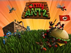 Army Antz™ Games Strategy iPad App ***** $0.99 -> FREE...: Army Antz™ Games Strategy iPad App ***** $0.99 -> FREE… #ipad #Games #Strategy