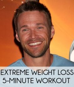Chris Powell shared a little secret for getting big results in your fitness goals.