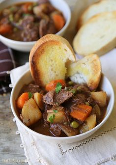 Slow Cooker Beef and Potato Stew