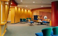 interior design, pediatric, healthcare, children's, hospital