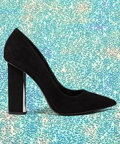 Stylish Black Pumps - Best Fall Footwear, 2014 | Black pumps are reinvented for fall 2014. Refinery29 rounds up 21 pairs of the classic heel. #refinery29 http://www.refinery29.com/stylish-black-pumps-fall