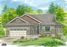 House Plans - Thornhill (1-3-622) - Linwood Custom Homes