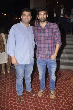 Aditya & Sidharth Roy Kapur snapped in Selcouth | PINKVILLA