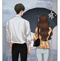 Possessive Girlfriend, Yandere, Suho, True Beauty, Webtoon, Manhwa, Anime Art, Boyfriend, School