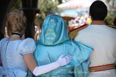 Cinderella, Fairy Godmother and Prince Charming (by Ashlie's Wonderland ) Disney Cruise Line, Disney Parks, Walt Disney World, Cinderella Prince, Cinderella And Prince Charming, Disney Theme, Cute Disney, Epic Cosplay, Disney Cosplay