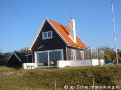 Vakantiehuis De Viking in de duinen op Schiermonnikoog  www.de.Viking.op-Schiermonnikoog.nl