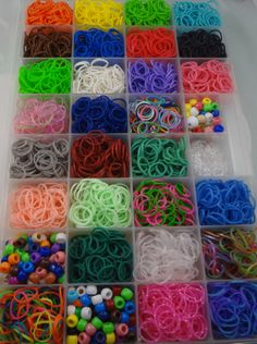 I wish i had that many rubber bands LOL