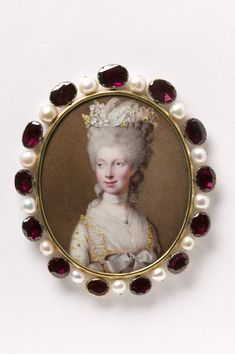 Miniature | Hurter, Johann Heinrich | V&A Search the Collections