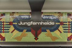 Berlins Subway: An Underground Art Gallery