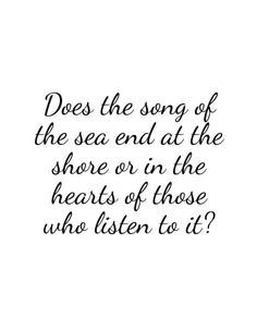 🔵🔵🔵 Get a cruise 🚢🚢🚢 for half price or even for free!✔✔✔ klick for more details.🌎🌎🌎 Does the song of the sea end at the shore or in the hearts of those who listen to it? Break My Heart, In The Heart, Organization Xiii, Song Of The Sea, Sea Captain, Beach Quotes, Ocean Quotes, Thing 1, My Happy Place