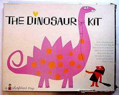 Character Illustration, Graphic Illustration, Dinosaur Illustration, Vintage Circus, Mid Century Style, Color Swatches, Layout Design, Childrens Books, Retro