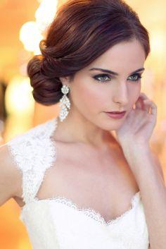 Bridal Buns