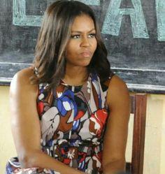 Meet my BFF (in my mind).....Mrs. Michelle LaVaughn Robinson Obama. #FLOTUS