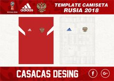 CAMISETA RUSIA MUNIDIAL 2018 Playing Cards, Templates, Fo Porter, T Shirts, Russia, Bavaria, Stencils, Playing Card Games, Vorlage