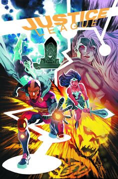 """""""Darkseid War"""" rages on! Wonder Woman and Mister Miracle must rally to find the missing Anti-Monitor, while the rest of the League deals with the consequences of their new, godlike abilities."""