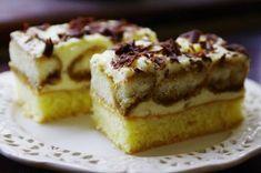 Nebeská Máňa | Pečené-varené.sk Sweet Desserts, Sweet Recipes, Cake Recipes, Healthy Diet Recipes, Desert Recipes, Graham Crackers, Creative Food, Nutella, Banana Bread