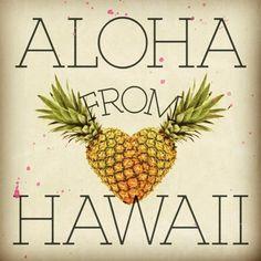 Aloha from Hawaii! Thank you for sending this to me Dana! Island Girl, Big Island, Maui, Kauai Hawaii, Mahalo Hawaii, Aloha Friday, Hawaii Homes, Tropical, Hawaiian Islands