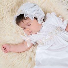 Jessa Girls Layette Gown Bodice