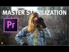 GET RID OF SHAKY FOOTAGE + HOW TO MASTER WARP STABILIZER - YouTube
