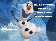 olaf frozen disney Quotes of Life